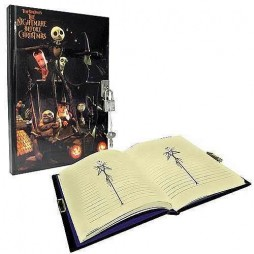 Nightmare Before Christmas - Secret Diary - Diario Segreto - Characters