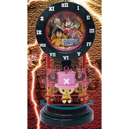 One Piece - Swing Clock - Battle Mode BLACK Chopper
