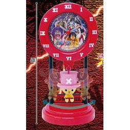 One Piece - Swing Clock - Battle Mode BLACK PINK Chopper