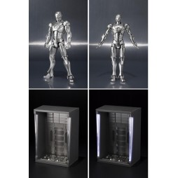 S.H. Figuarts Iron Man Iron Man Mark II + Hall Of Armor SET