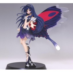 Accel World - Premium Figure - Kuroyukihime - Black Swallowtail School Avatar Version
