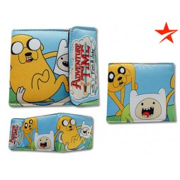 Adventure Time - Portafoglio - With Finn & Jake