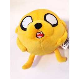 Adventure Time Plush - Jake Ball - Peluche 15 cm
