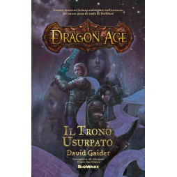 Dragon Age : Il Trono Usurpato #1 - Brossura