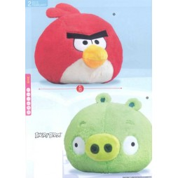 Angry Birds Plush - BIG Plush Doll SET - Peluche 35 cm