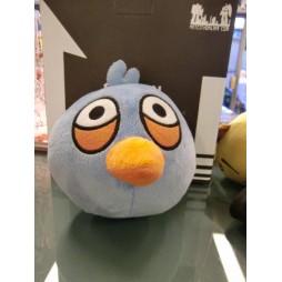 Angry Birds Plush Doll - Bird Azzurro/Arancio - Peluche 13 cm