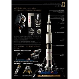 Apollo 13 & Saturn Otona No Chogokin