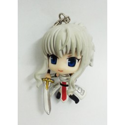 Aria The Scarlett Ammo - Keychain - Con Gancio - Mini Figures - Set - JEANNE D'ARC