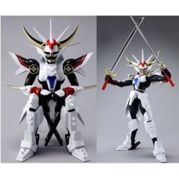 Armor Plus 11 Yoroiden Samurai Troopers Ryo Imperatore Brilliant Tamashii
