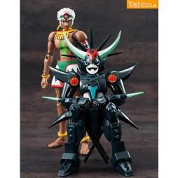 Armor Plus 19 Yoroiden Samurai Troopers Black Kikoutei Mukara