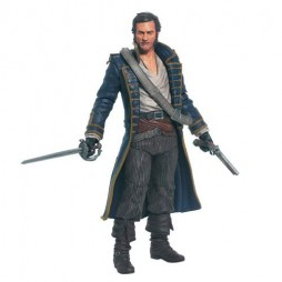 Assassin\'s Creed - Benjamin Hornigold Action Figure Serie 1
