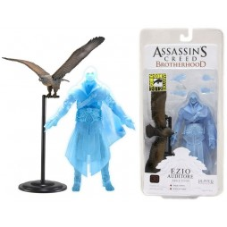 Assassin\'s Creed - Ezio Eagle Vision - NECA Action Figure SDCC 2012 Exclusive - Action Figure - Neca