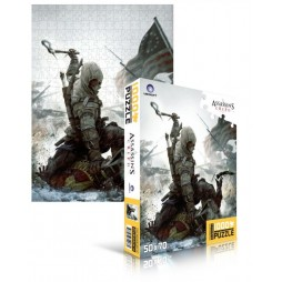 Assassin\'s Creed 3 Connor #1 Puzzle 1000 pz
