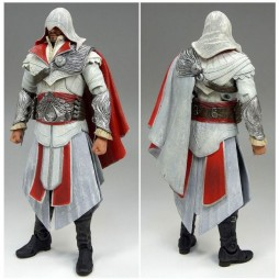 Assassin\'s Creed Brotherhood - Ezio Legendary Assassin - Action Figure - Neca