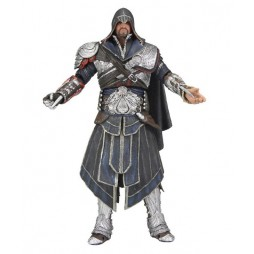 Assassin\'s Creed Brotherhood - Ezio Onyx Assassin - Action Figure - Neca