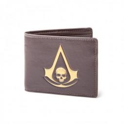 Assassin\'s Creed IV - Portafoglio Golden Logo