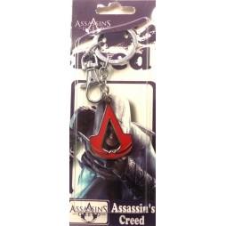 Assassins Creed - RED Logo Keyring