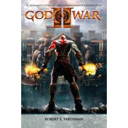 God Of War II - Il Romanzo Ufficiale Dell\'Appassionante Videogioco