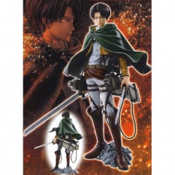 Attack on Titan - L\'Attacco dei Giganti - Master Star Piece Levi