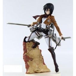 Attack on Titan - L\'Attacco dei Giganti - Special Mikasa Figure