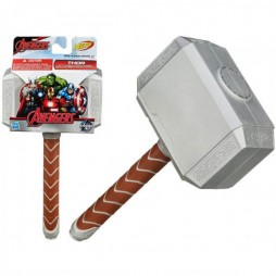 Avengers Initiative - Thor Mjolnir - Cosplay Accessory