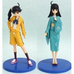 Bakemonogatari - Fire Sisters - Figure set