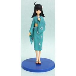 Bakemonogatari - Fire Sisters Figure - Araragi Tsukihi - LOOSE