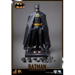 Batman - Batman Keaton 1989 Movie Vers - Hot Toys