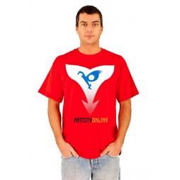 Hurricane Polymar - Logo Red - T-shirt LARGE