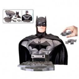 Batman - DC UNIVERSE - 3D PUZZLE BATMAN - HAPPY WELL -Busto