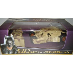 Batman Begins - Batmobile Radiocomandata - Camo version