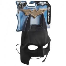 Batman Mask + Batarang SET