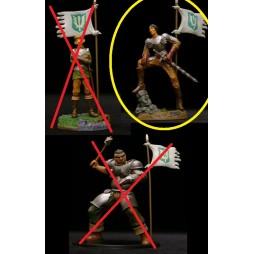 Berserk -Art of War Mini Serie Figure Set Vol.5 Exclusive Ed.- Carcus