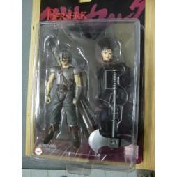Berserk - Art of War - Gatsu Guts Action Figure