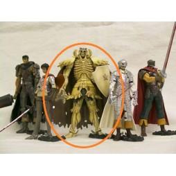 Berserk - Art of War Mini Serie Figure Set Vol.1 Exclusive Ed.- Knight of Skeleton