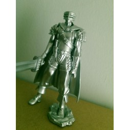 Berserk - Art of War Mini Serie Figure Set Vol.1 Silver Colour Ed.- Gatsu (Guts) Hawk Soldiers