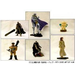 Berserk - Art of War Mini Serie Figure Set Vol.2 - Complete Figure SET