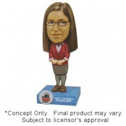 Big Bang Theory - AMY FARRAH FOWLER - 6-inch Bobble Head
