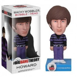 Big Bang Theory - HOWARD - 6-inch Bobble Head