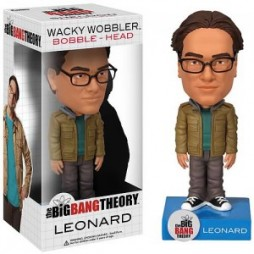 Big Bang Theory - LEONARD - 6-inch Bobble Head