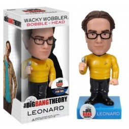 Big Bang Theory - LEONARD Star Trek Outfit - Bobble Head