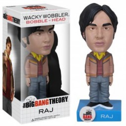 Big Bang Theory - RAJ 6-inch Bobble Head