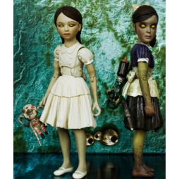 Bioshock2 - Young Eleanor & Little Sister - Action Figure