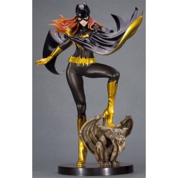Bishouho Statue - DC Comics - Batgirl - Black Costume
