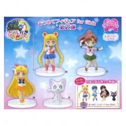 Bishoujo Senshi Sailor Moon - Girls Memories Set