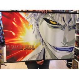 Bleach - Poster - Wall Scroll in Stoffa - White Ichigo Face