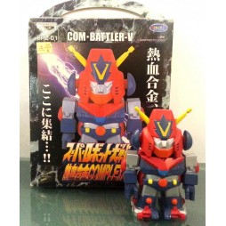 BPZ-01 Super Deformed SD Com-Battler V Diecast Metal 2000