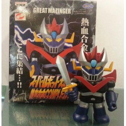 BPZ-04 Super Deformed SD Grande Mazinga Diecast Opaco 2000