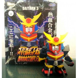 BPZ-05 Super Deformed SD Daitarn III Diecast Metal 2000