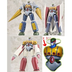 Brave Gohkin 38 - Kotetsu Jeeg - Jeeg\'s option parts set METALLIC VERSION